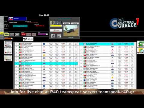 RBR - RBR-World - Free 01.02 - Live Race