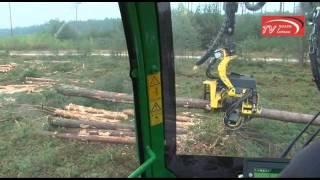 naszalomza.pl | Szkolenia NOT dla operatorów kombajnów leśnych