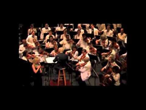 Katie Harman sings West Side Story Medley - Astoria Music Festival 2010