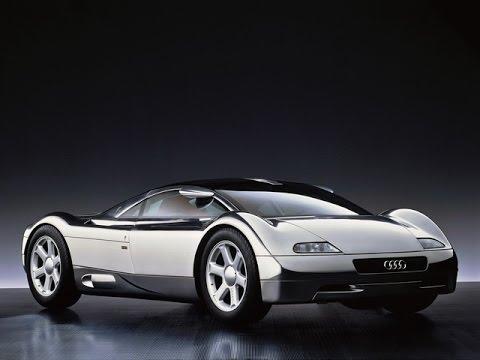 #198.Audi avus quattro  1991 (АВТОКОНЦЕПТ)