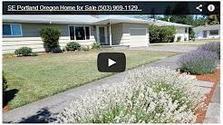 SE Portland Oregon Homes for Sale and Portland Oregon Real Estate