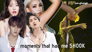 Download kpop moments that had me shook (part 2) Mp3 and Videos