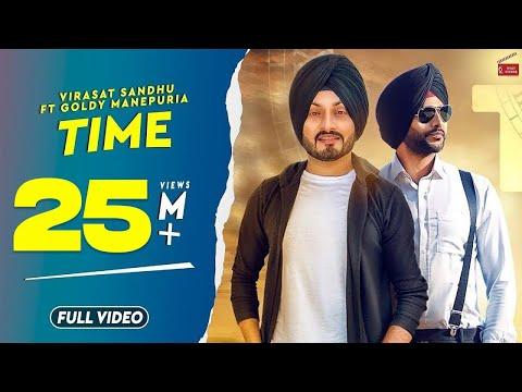 Time  Virasat Sandhu Feat Goldy Manepuria  Ranbir Bath  latest  Punjabi Song 2018