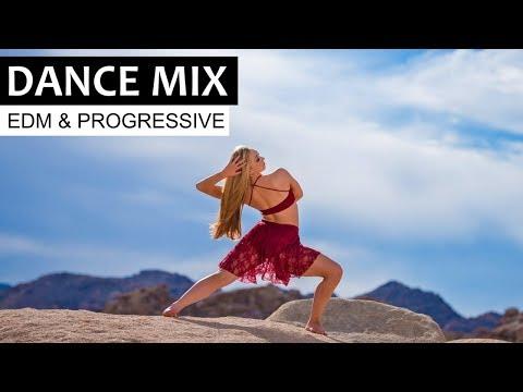 EDM DANCE MIX - House & Progressive Summer Music Mix 2018