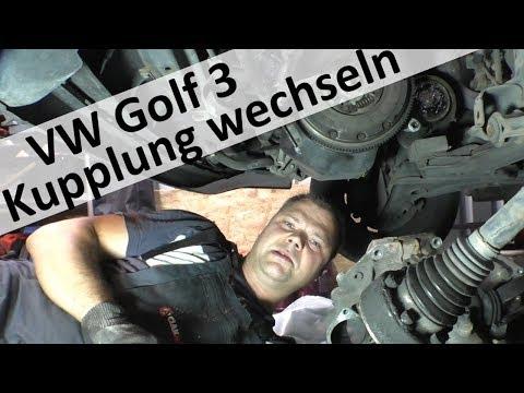 Golf 3 Kupplung Wechseln 💪