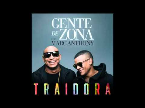 Traidora  –  Gente De Zona Ft Marc Anthony (OFFICIAL AUDIO)