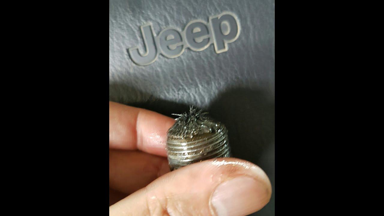 Jeep TJ Noisy Transmission fix