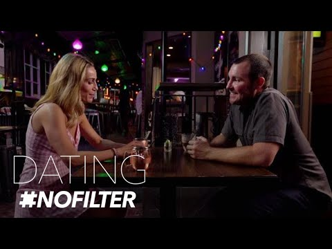 Adam Brings Up a Sensitive Subject--Out of Fear?   Dating #NoFilter   E!