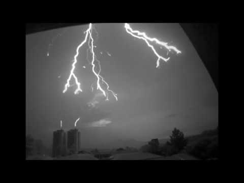 New study captures video of lightning attachment to common buildings