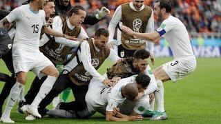 La racha eterna que Uruguay cortó en su debut en Rusia