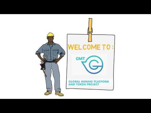 Global Mining Token - 1st Round / HASH RATE MARKETPLACE