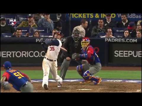 USA: 2017 World Baseball Classic Top 10