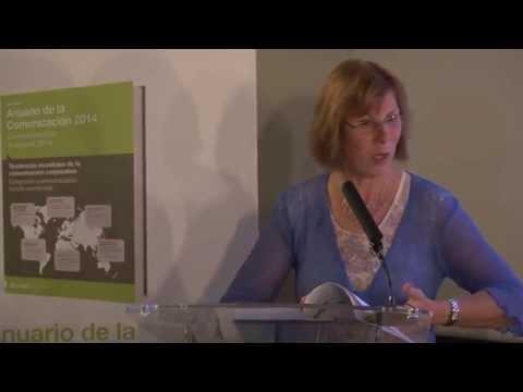 """Ponencia Anne Gregory en Anuario Dircom 2014: """"Tendencias mundiales de la Comunicación Corporativa"""""""