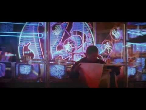 Rick Deckard & Gaff noodle bar scene dialogue (Blade Runner)