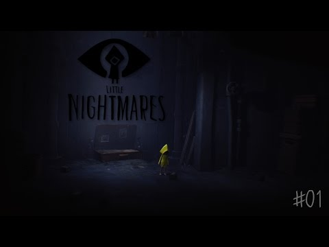 Little Nightmares Walkthrough - Episode 01 - Gameplay - Let's Play - PC•720p•60fps