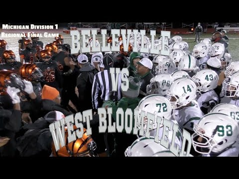 Top Michigan Athletes | Regional Final | Belleville vs West Bloomfield