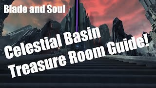 [Blade and Soul] New Celestial Basin Treasure Room Guide!