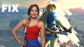 Zelda: Breath of the Wild Delay Explained - IGN Daily Fix