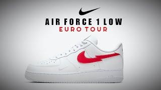 air force 1 euro tour