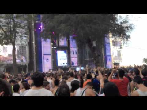 ULTRA MUSIC FEST 2012
