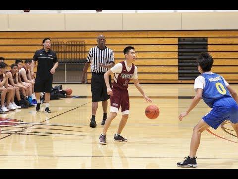 Mark Keppel High School Boys JV  Basketball Team, Summer of 2019