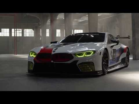 "BMW M8 GTE: ""The Most Determined Race Car We Have Ever Built."" – BMW Motorsport."