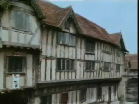BBC History of Warwick with Alec Clifton-Taylor