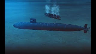 Cold Waters Эпичный Симулятор Подводной Лодки