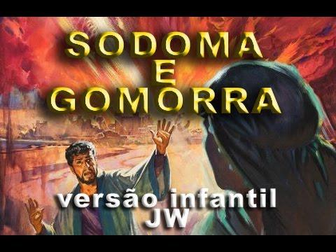 A arte de enganar - Histórias Bíblicas para Crianças #1 - Sodoma e Gomorra