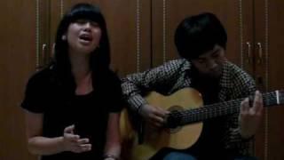 """Lebih Dalam Kumenyembah (a True Worshippers Youth """"Higher Deeper"""" cover) [by Clara & Ariel]"""