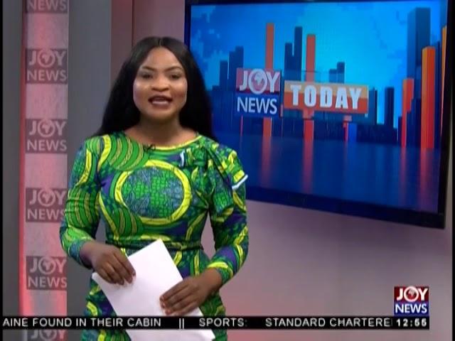 Joy Entertainment Today (12-12-18)