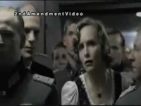 Hitler Reacts - Open Carry on Project Runway