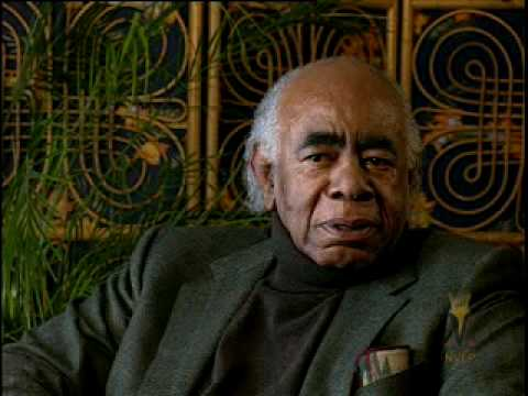Roscoe Lee Browne: My Advice to Young African Americans