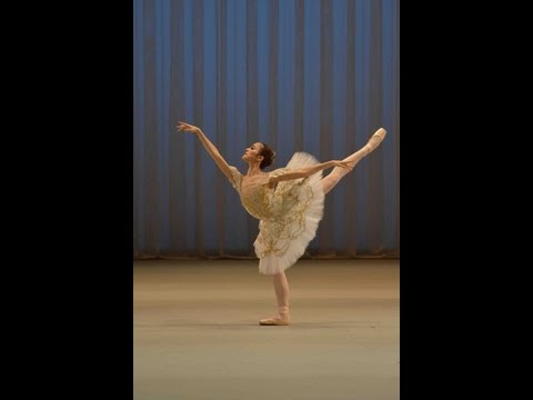 Miko Fogarty, 16, Moscow IBC, Gold Medalist - Paquita -
