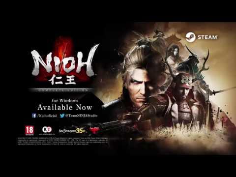 NIOH - COMPLETE EDITION - Launch Trailer - EN