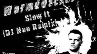 Warmduscher - Slow It [DJ Neo Remix]