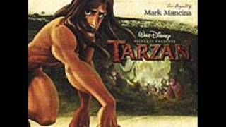 Tarzan Soundtrack~Two Worlds (finale)