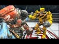 REAL STEEL THE VIDEO GAME HAMMER HAND TOOLBOX Vs METRO mp3
