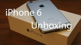 iPhone 6 Unboxing and Setup (HD)
