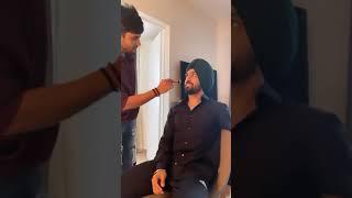 Vibe : Diljit Dosanjh / vibe Teri Meri mildi Aa New Instagram reel 💕/ #diljit dosanjh #funny reel🤣😂