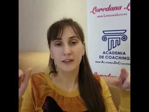 Loredana Latis CUM SA RENASTI DIN PROPRIA CENUSA ziua 6 curs Practitioner Coach s15, Video live#135