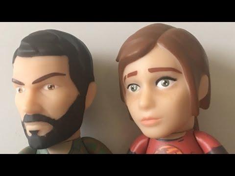 The Last Of Us Titan Vinyls Joel And Ellie Review
