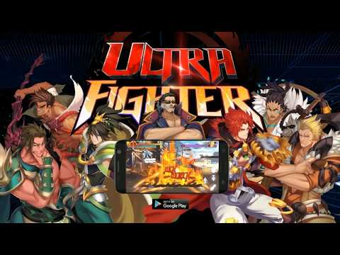 Ultra Fighters 1