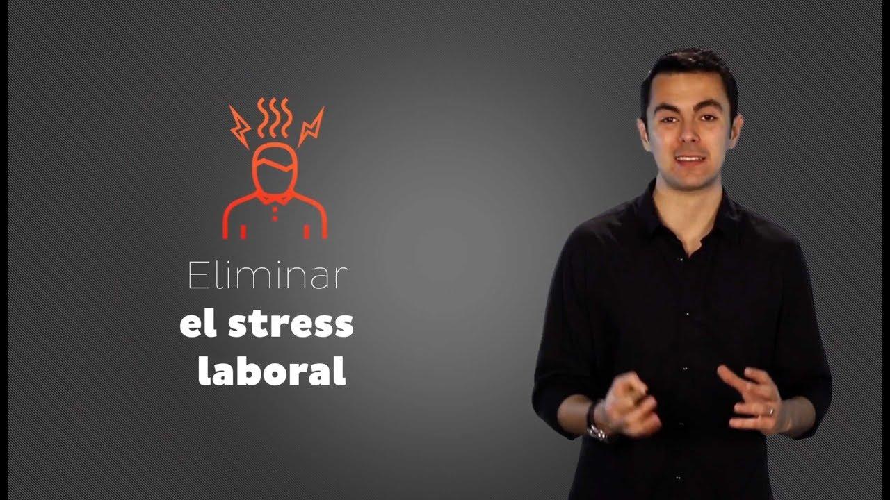 Solucionar en como trabajo el estres el
