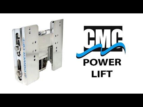 Вертикальные подъемники (лифты) CMC Power Lift