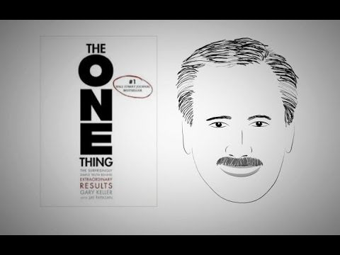 One question to ask yourself: THE ONE THING by Gary Keller