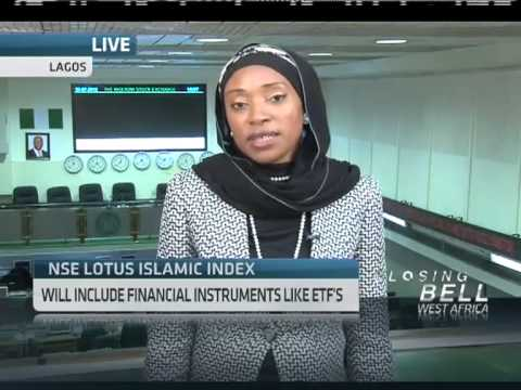 NSE Lotus Islamic Index with Hajara Adeola