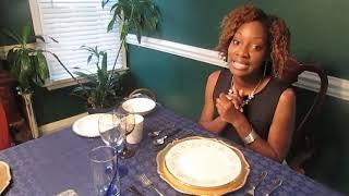 Manners Matter: Dining Etiquette for All w/ Jordan Riles