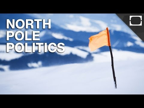 Who Owns The North Pole?
