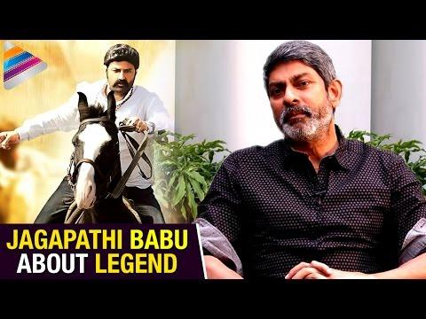 I Cried Every Night during Legend Movie Says Jagapathi Babu | Nannaku Prematho Exclusive Interview